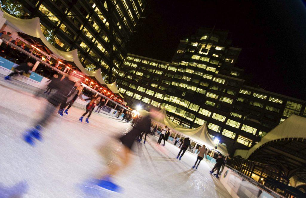 London, Hotel, Frost Fair