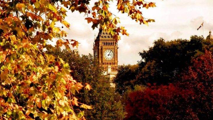 Autumn In London, London Events