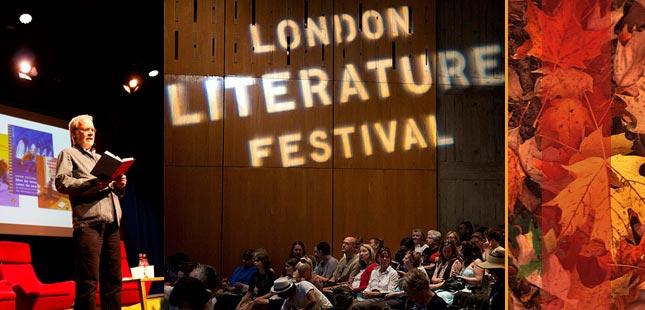 London Literature Festival