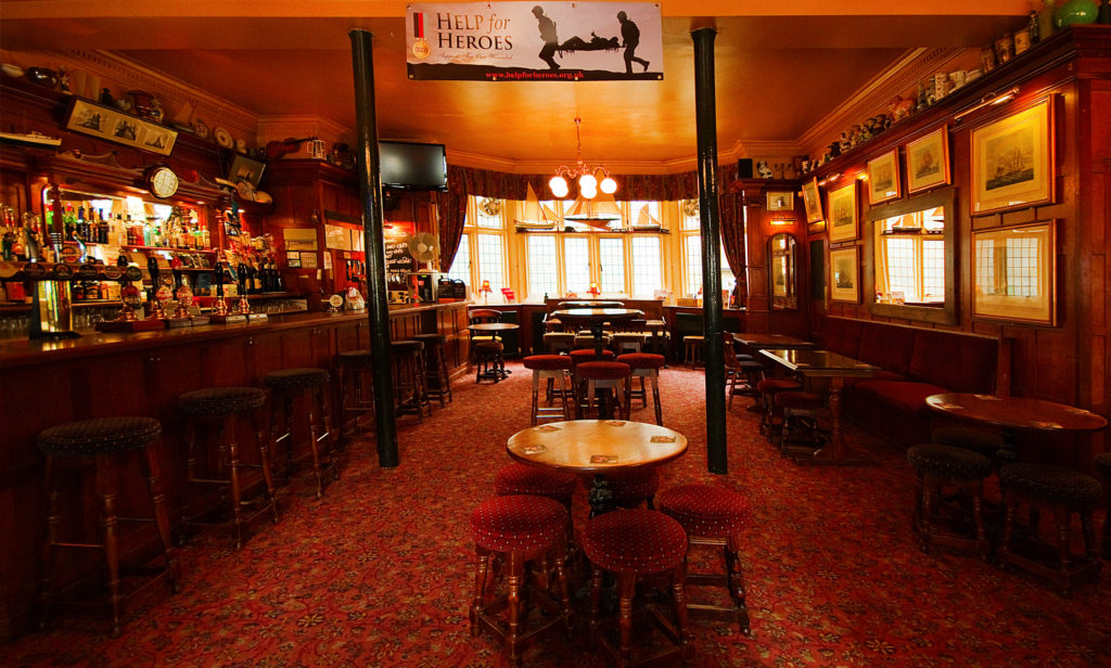 The Constitution Pub | London Hotel