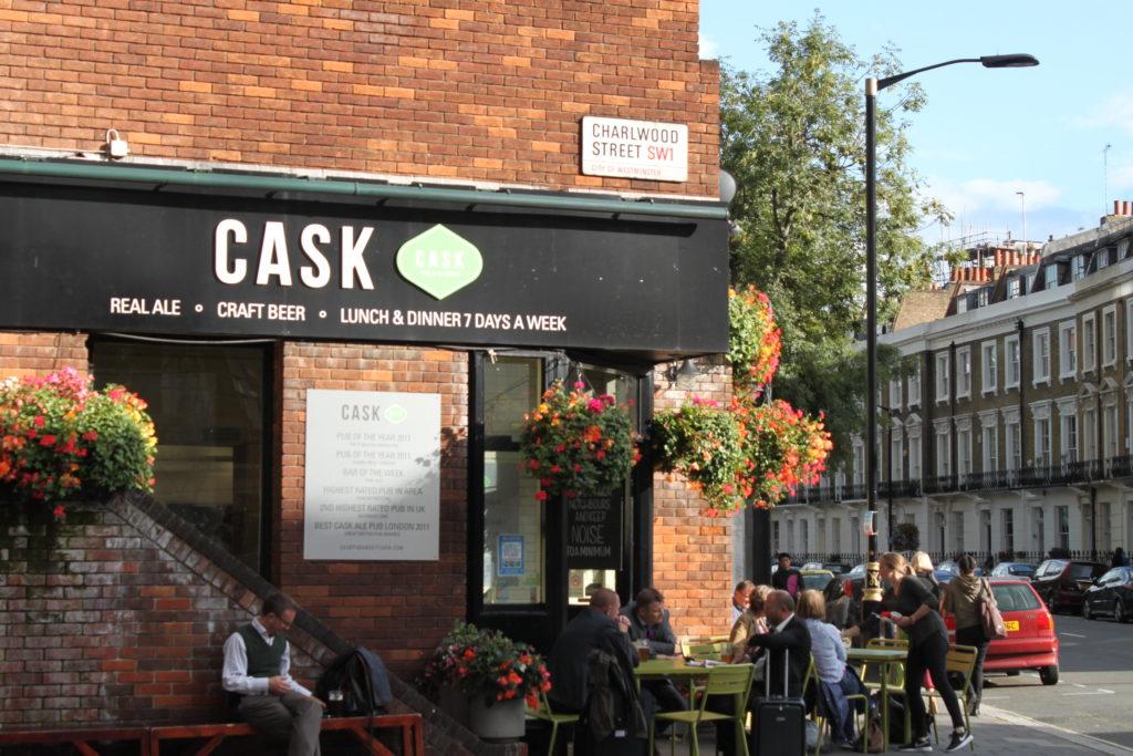 Cask Pub London