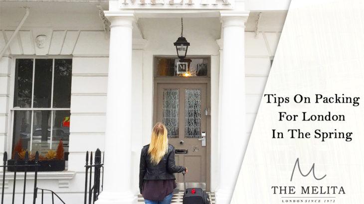 Spring, London, Tips, Hotel