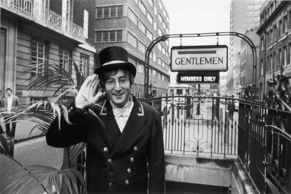 John Lennon, London Hotel